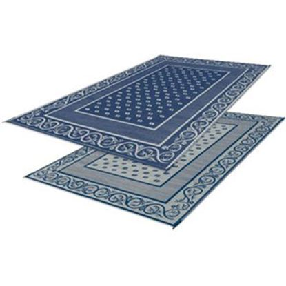 Picture of Faulkner  12' x 9' Blue Reversible Camping Mat 48701 01-0687