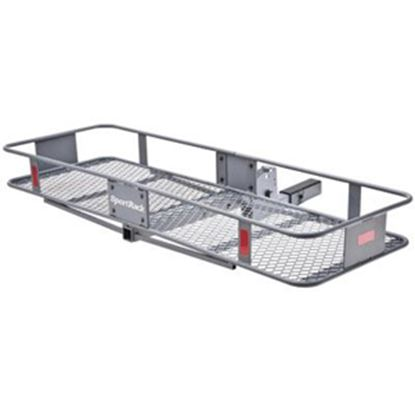 """Picture of Sport Rack  60""""x20""""x6"""" 500 Lb Folding Cargo Carrier for 2"""" Hitch SR9851 05-0057"""