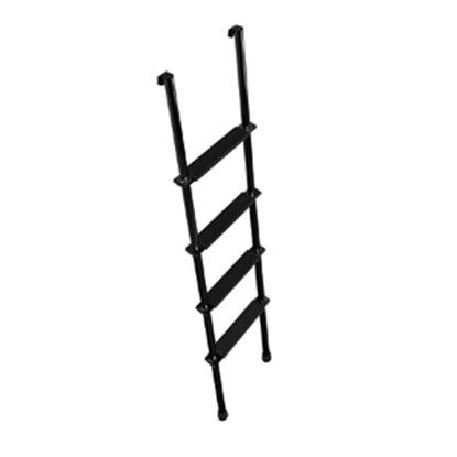 Picture of Stromberg Carlson  5' Black Aluminum Interior Bunk Ladder LA-460-B 05-0100