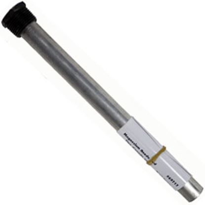 "Picture of Aqua Pro  9-1/2"" Magnesium Water Heater Anode Rod For Suburban/ Morflo w/Drain 69716 09-0007"