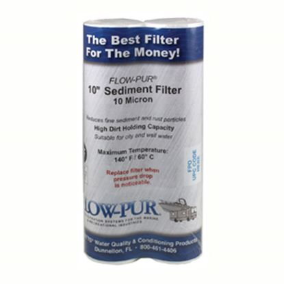 Picture of FlowPur  Fresh Water Filter Cartridge For City/Well Water F560021 10-0546