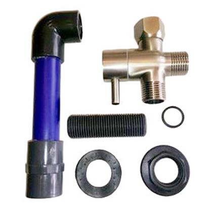 Picture of Aqua View Showermiser Nickel Brass Shower Water Saver SMB001 10-1157