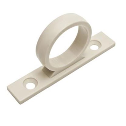 Picture of Dura Faucet  Bisque Parchment Shower Hose Guide Ring DF-SA155-BQ 10-9031