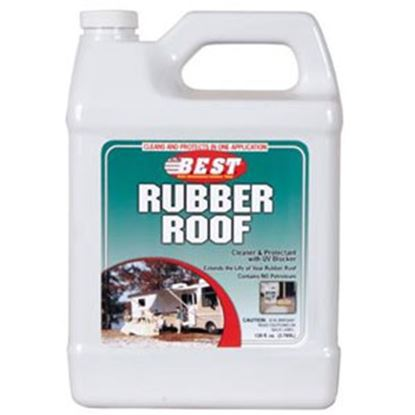 Picture of BEST Products  128 Ounce Jug Rubber Roof Cleaner 55128 13-0497