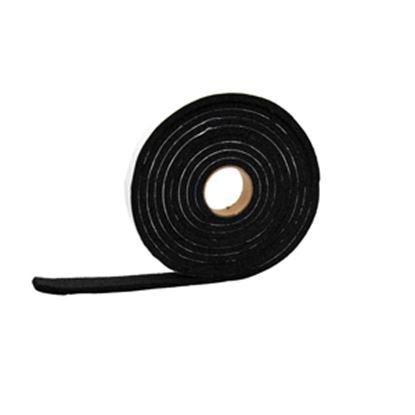 "Picture of AP Products  1/4"" x 3/8"" x 50' L Vinyl Foam Tape 018-143817 13-1092"