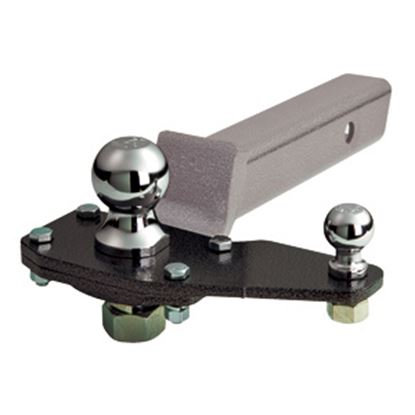 Picture of EAZ-Lift  Bolt-On Sway Control Ball Mount for 2 x 3 Inch A Frame 48386 14-0277