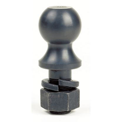 "Picture of B&W Hitches 12K 2-5/16"" Trailer Hitch Ball w/ 1"" Diam x 1-3/4"" Shank HB94001 14-0582"