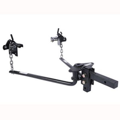"Picture of Husky Towing  1001-1400 Lb Trunnion Bar Weight Distribution Hitch w/10"" Shank 31425 14-1070"