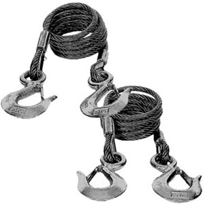 Picture of Blue Ox  3' Class IV Safety Cables BX88208 14-5239