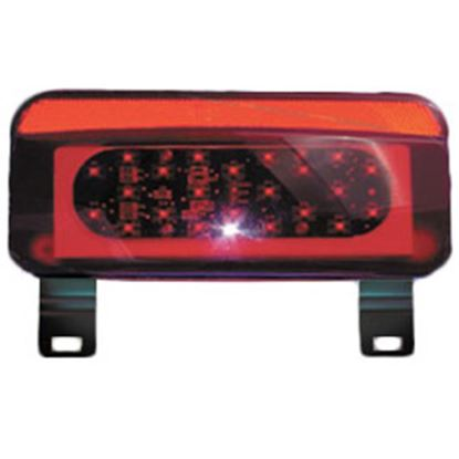 Picture of Command  Black LED Surface Mount Tail Light Assembly 003-81BM1 18-0923