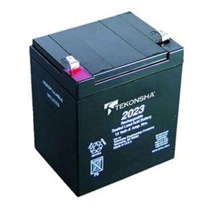 Picture of Tekonsha  12 Volt Gel Cell Battery for Break-Away Kit 2023 18-1259