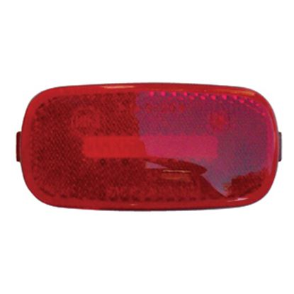 Picture of Diamond Group  Red Side Marker Light Lens for Diamond Group 52712/52714 DG52717VP 18-2283