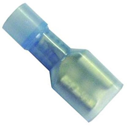 "Picture of Battery Doctor  100-Pack 12-10 Ga 1/4"" Fully Insulated Female QD Terminal 80252 19-3617"