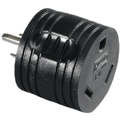 "Picture of Arcon  18"" 30A Male Pigtail Power Cord Adapter 13218 19-3722"