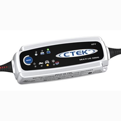 Picture of CTEK Multi US Battery Charger, Multi 3300 56-158-1 19-8603