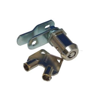 """Picture of Prime Products  1-1/8"""" Ace Key Baggage Door Cam Lock 18-3059 20-0351"""