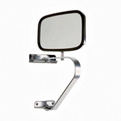 Picture of CIPA  Chrome Truck Mirror 41000 23-0078