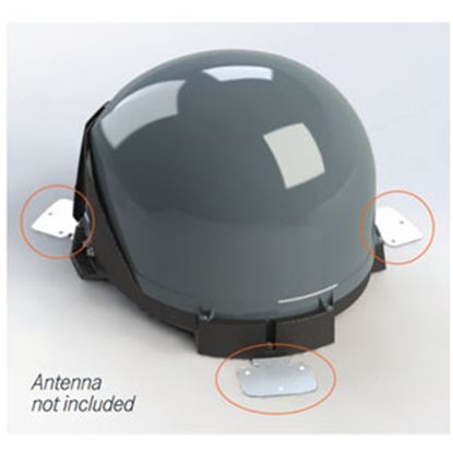 Picture of King  Removable Roof Mount Satellite TV Antenna Mount MB600 24-4869