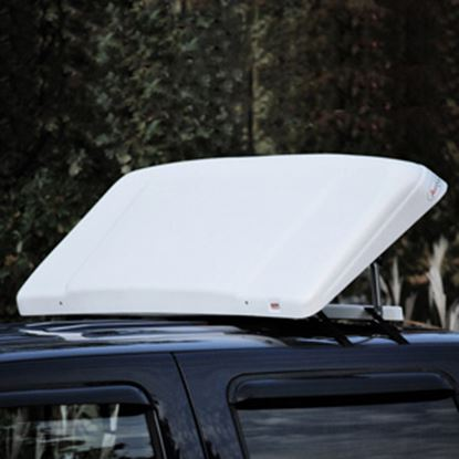 Picture of ICON  48 Inch Width x 22 Inch Height White Air Deflector 01508 25-0072