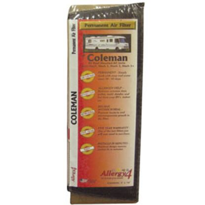 """Picture of Allergy 4 Allergy 4 0.8""""W x 5""""L x 16""""H Air Conditioner Filter 06381 69-0264"""