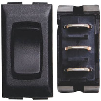 Picture of Diamond Group  3-Pack Ivory 13A/125V 3-Pin SPST Momentary Slide Out Switch DGF189PB 69-8843