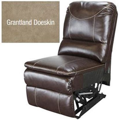 """Picture of Lippert  Grantland Doeskin PolyHyde (TM) 22"""" Wide Sofa Section 700347 71-5556"""